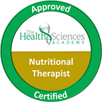THSA Badge Nutritional Therapist
